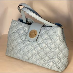 Kate Spade Blue Quilted Bag
